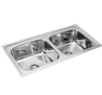 Double Bowl Sinks - 3003