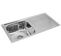 Single Bowl Single Drain Sinks - 2003