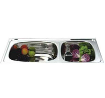 Double Bowl Sinks - 3005